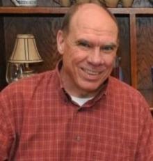 Headshot of Steve Sanders