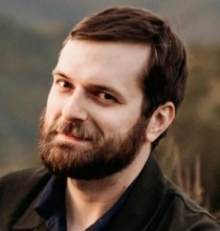 Headshot of Matthew Carter