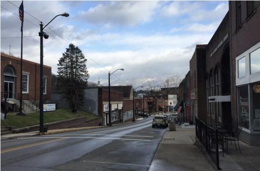 Main Street Whitesburg