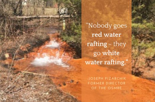 Nobody goes red water rafting they go white water rafting. Twitter Post